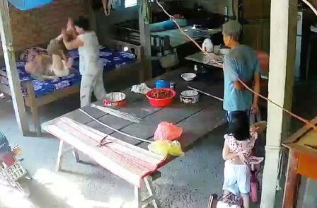 Tiền Giang: Xử lý trường hợp con bạo hành mẹ