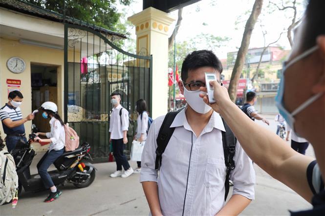 Hà Nội dự kiến cho học sinh đi học trở lại vào ngày 2/3