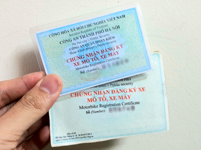 Hạn chót đăng ký cho xe bị mất giấy tờ qua nhiều đời chủ là ngày 31/12/2021