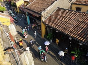 Hội An tạm dừng bán vé tham quan khu phố cổ và phố đi bộ