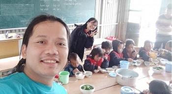 guong mat tre tieu bieu viet nam 2019 hoang hoa trung lan toa tinh yeu thuong den tre khuyet tat