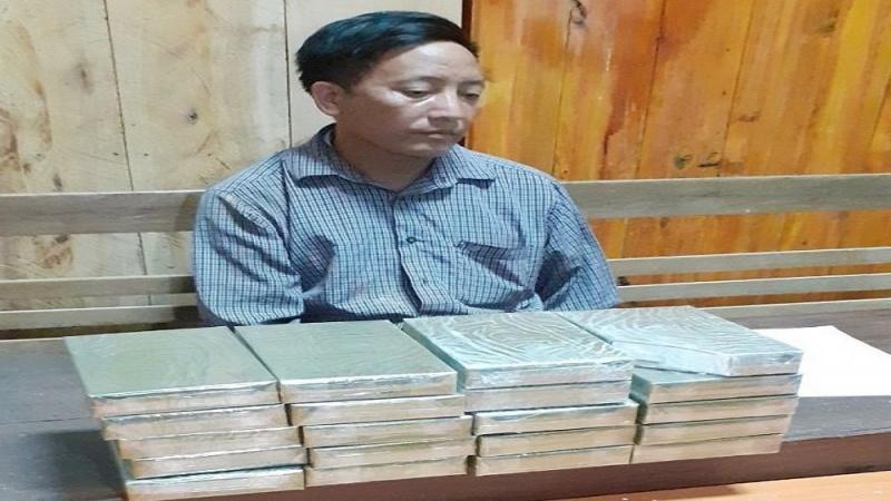 triet pha duong day mua ban van chuyen trai phep 20 banh heroin