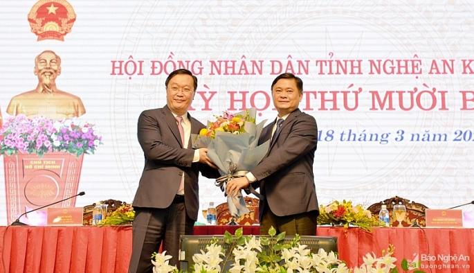 cong bo quyet dinh cua thu tuong chinh phu phe chuan chu tich ubnd tinh nghe an