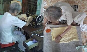 Những chiếc khẩu trang nghĩa tình của Mẹ Việt Nam Anh hùng Ngô Thị Quýt