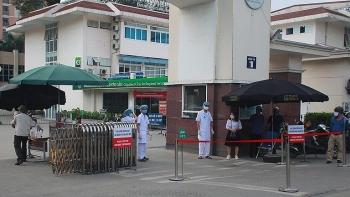 Cách ly Bệnh viện Bạch Mai, Bộ Y tế kêu gọi người dân hợp tác chống dịch COVID-19