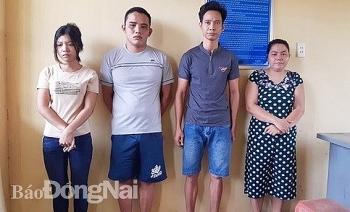Đồng Nai: Khởi tố, bắt tạm giam 4 đối tượng tra tấn nhân viên quán cà phê