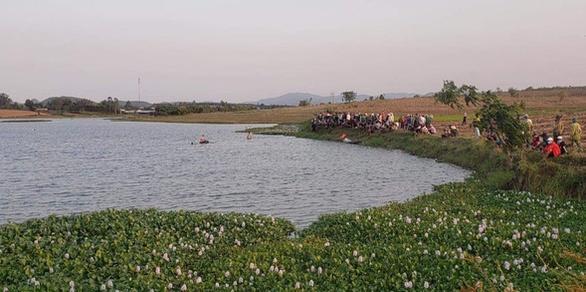 Gia Lai: Lật thuyền trên hồ thủy điện, 3 thanh niên tử vong