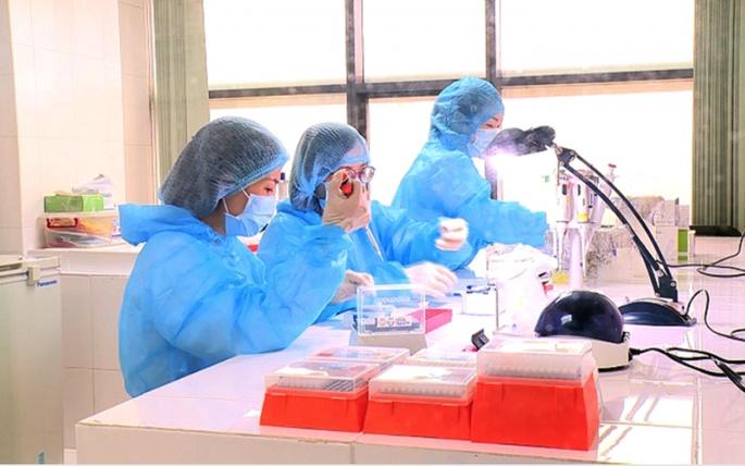 Thêm ba bệnh nhân dương tính với SARS-CoV-2 tại Việt Nam
