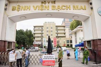 Hà Nội rà soát triệt để các trường hợp đã đến Bệnh viện Bạch Mai
