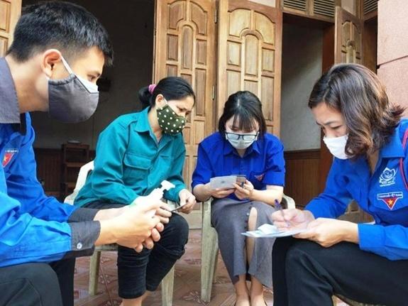 Tăng cường vận động người dân khai báo y tế thông qua ứng dụng NCOVI
