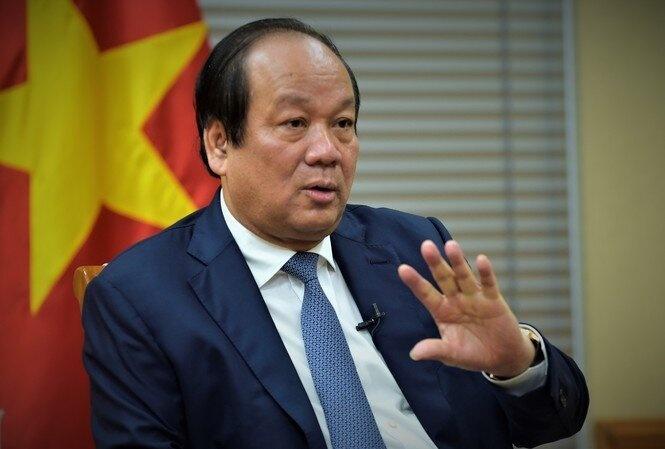 Bộ trưởng Mai Tiến Dũng: Cách ly toàn xã hội không đồng nghĩa với phong tỏa đất nước