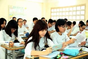 Tinh giản nội dung học kỳ II với bậc Trung học cơ sở và Trung học phổ thông