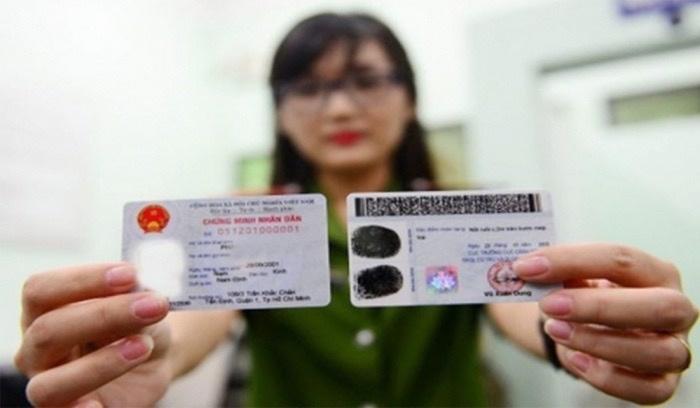 Thủ tục và nơi cấp thẻ căn cước công dân gắn chip