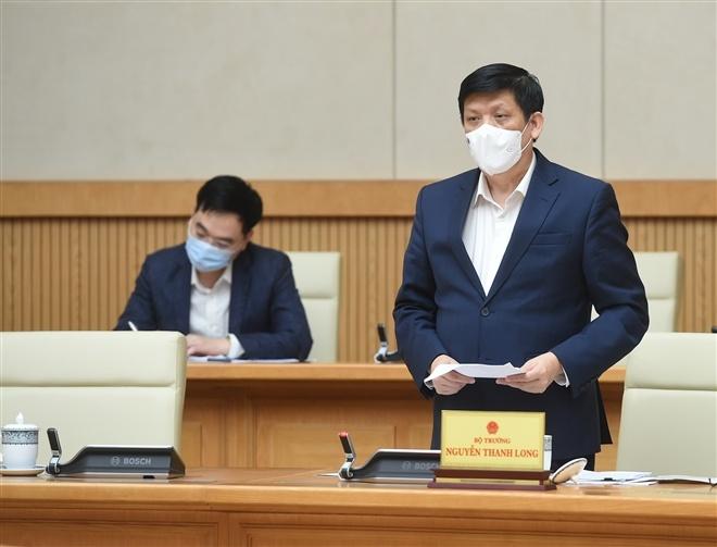 Ngày 8/3 Việt Nam sẽ bắt đầu tiêm vắcxin phòng COVID-19