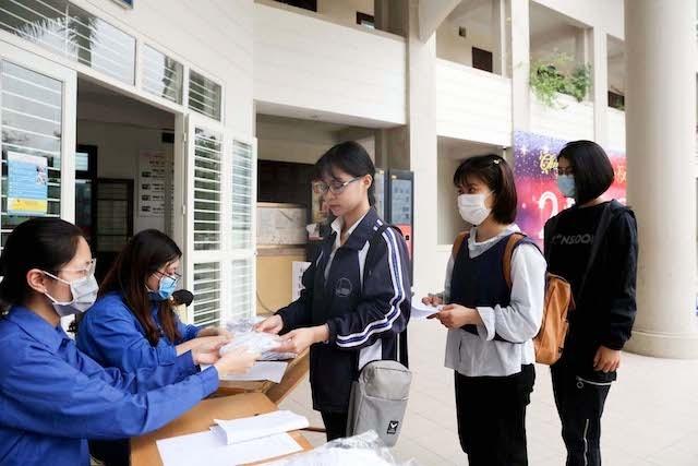 Sinh viên khai báo y tế không trung thực sẽ bị kỷ luật nặng