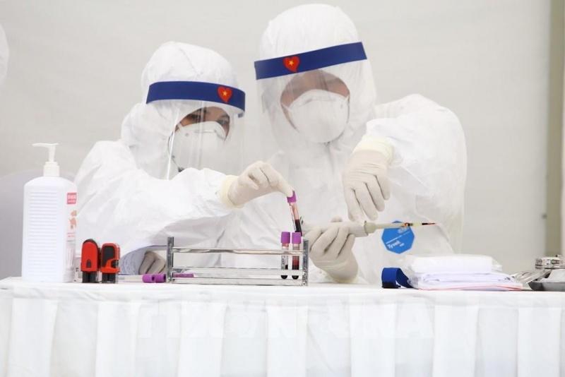 Ghi nhận thêm 5 trường hợp mắc mới, nâng tổng số lên 212 người mắc COVID-19 tại Việt Nam