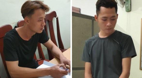 Bắt giữ hai đối tượng gây ra vụ cướp ngân hàng ở huyện Núi Thành, Quảng Nam 