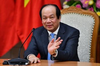 """Bộ trưởng Mai Tiến Dũng: Việc """"ngăn sông cấm chợ"""" là sai chỉ đạo của Thủ tướng"""