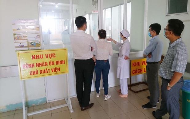 6 bệnh nhân ở Bình Thuận được công bố khỏi bệnh