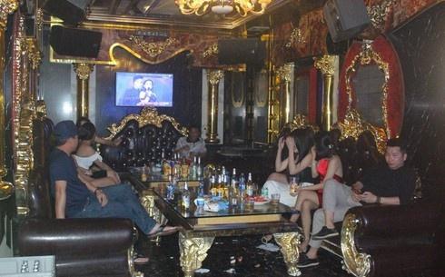 xu ly nghiem quan karaoke ngang nhien hoat dong du co lenh cam