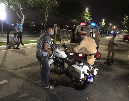 Vụ hai cảnh sát hy sinh trong khi làm nhiệm vụ tại Đà Nẵng: Xác định 9 đối tượng liên quan