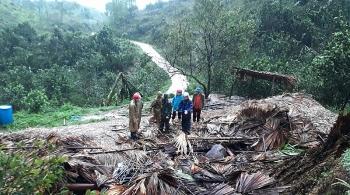 Các địa phương ở Bắc Bộ và Bắc Trung Bộ chủ động ứng phó với mưa lớn, thời tiết nguy hiểm, lũ và sạt lở đất