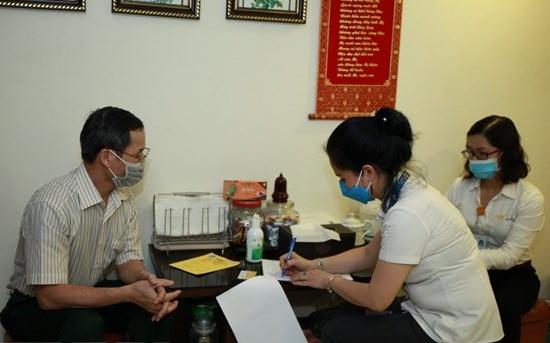 Hà Nội thực hiện chi trả lương hưu gộp 2 tháng tại nhà từ 16/4 đến 10/5
