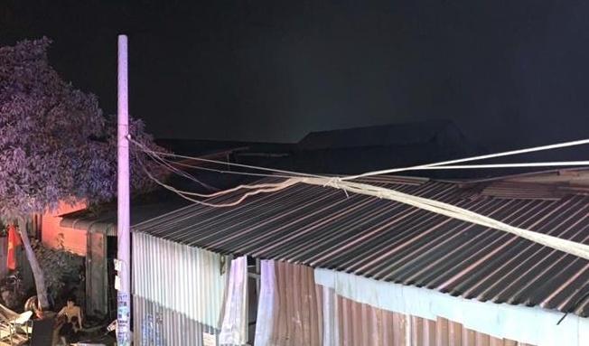 Bình Dương: Kịp thời dập tắt đám cháy tại công ty sản xuất đồ gỗ