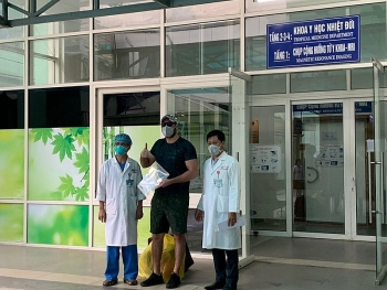 Tiếp tục có thêm 5 bệnh nhân được công bố khỏi bệnh