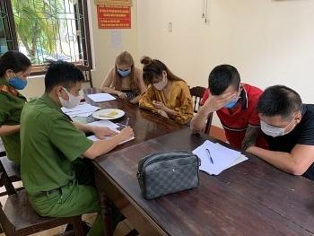 Quảng Bình: Bắt giữ các đối tượng tụ tập sử dụng ma túy