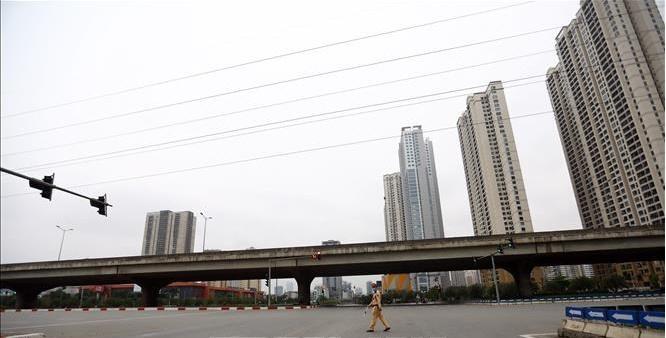 Thời gian cách ly toàn xã hội do dịch COVID-19: Chất lượng không khí ở đô thị có xu hướng tốt lên