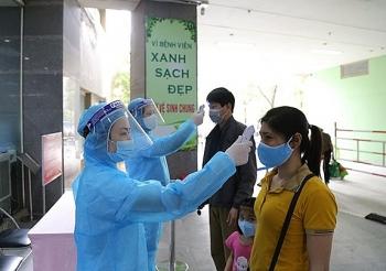 Việt Nam ghi nhận thêm 4 ca dương tính trong ngày 6/4