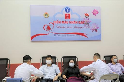 Đảm bảo an toàn cho công tác hiến máu tình nguyện trong bối cảnh dịch COVID-19
