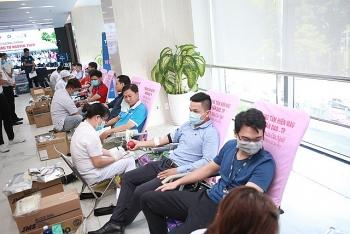 """Ngày """"Toàn dân hiến máu tình nguyện' 7/4: Hiến máu tình nguyện - phong trào nhiều ý nghĩa"""