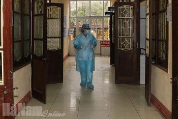 Hà Nam: Cách ly thôn 3 Ngô Khê do liên quan đến bệnh nhân mắc COVID-19