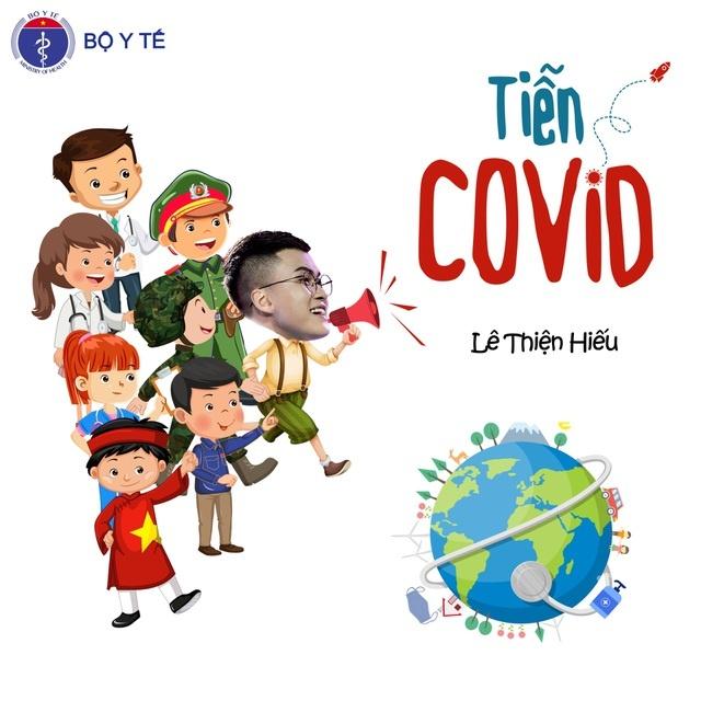 Ca sỹ Lê Thiện Hiếu sáng tác 'Tiễn COVID' hưởng ứng công tác phòng chống dịch