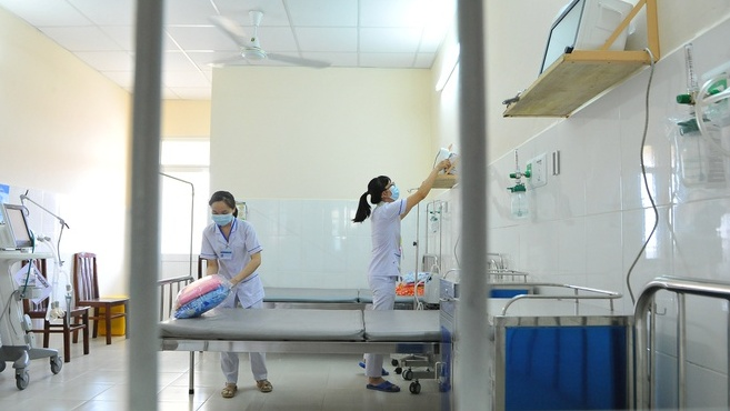 Thành phố Hồ Chí Minh lên kế hoạch ứng phó với tình huống có từ 50-500 bệnh nhân mắc COVID-19