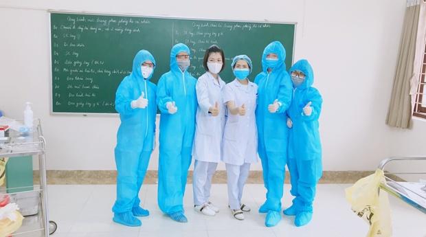 Sinh viên ngành Y Quảng Ninh tình nguyện lên tuyến đầu chống dịch