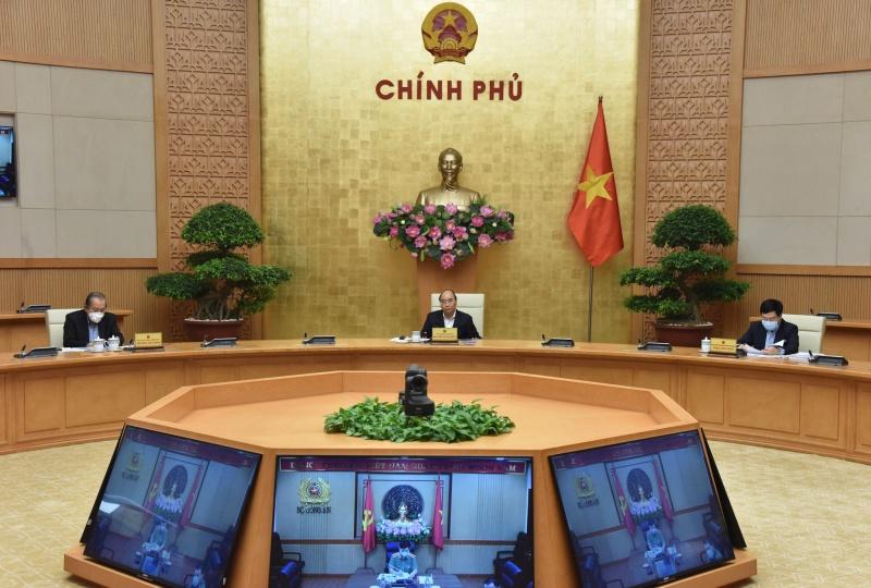 chinh phu ban hanh nghi quyet ho tro nguoi dan gap kho khan do dich covid 19