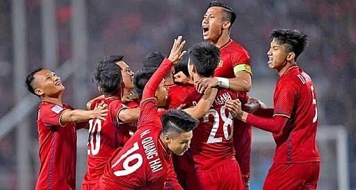đội Tuyển Bong đa Việt Nam Vẫn Duy Tri Vị Tri Số 1 đong Nam A Trong Thang 4 Văn Hoa