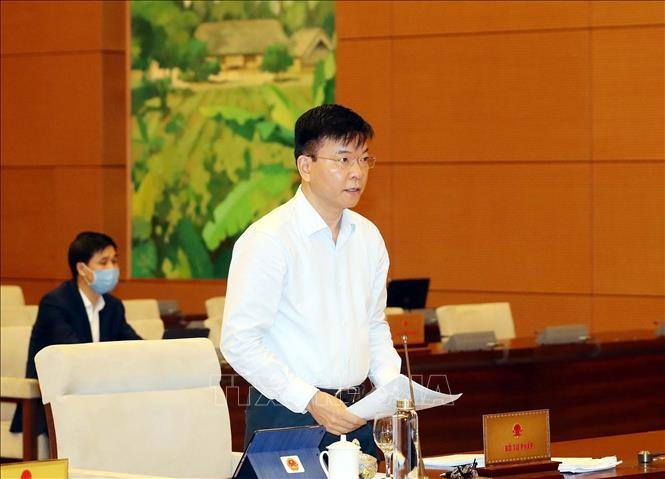 de nghi dieu chinh 10 du an cua chuong trinh xay dung luat phap lenh nam 2020