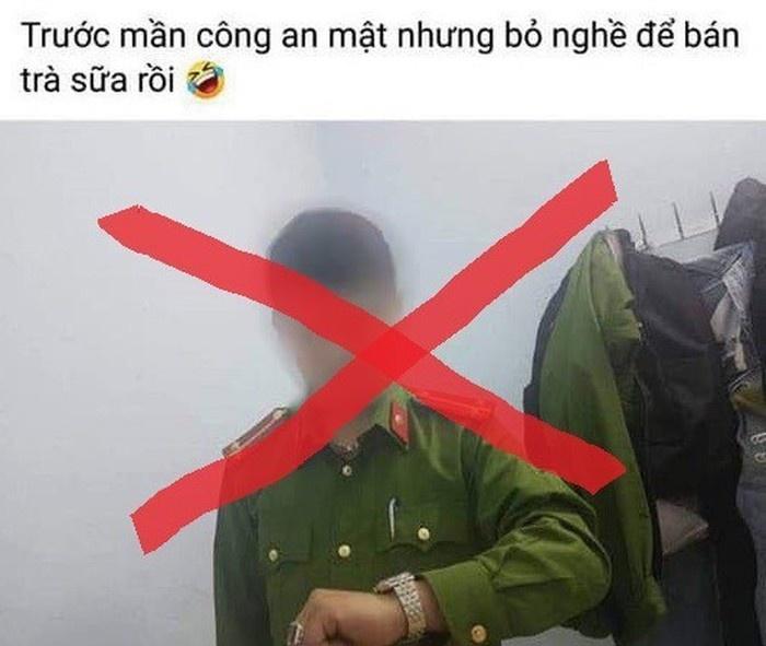 xu phat nam thanh nien mac sac phuc cua cong an de cau like