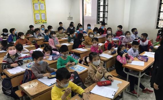 Hà Nội: Duy trì nghiêm phòng dịch COVID-19 trong các trường học