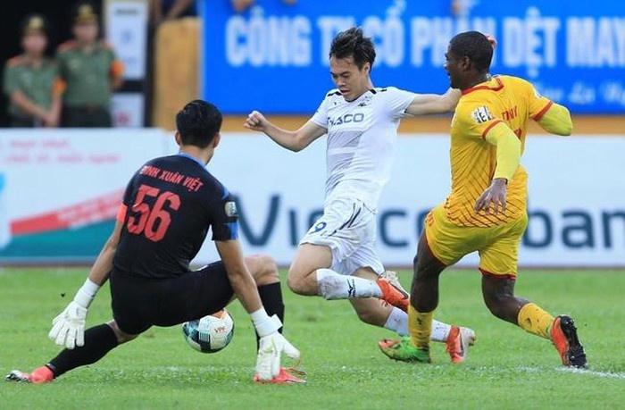 Khai mạc cúp Quốc gia 2020: Dược Nam Hà Nam Định thắng Hoàng Anh Gia Lai 2 - 0
