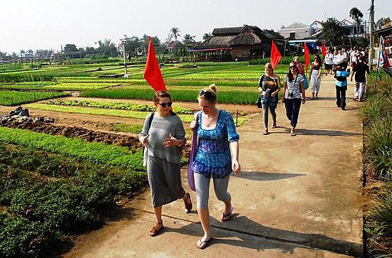 Hải Phòng phát triển du lịch nông thôn gắn với xây dựng nông thôn mới