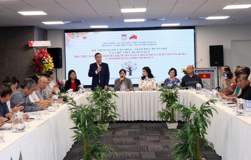 Thúc đẩy hợp tác giữa Việt Nam và Bungari trong lĩnh vực văn hóa, giáo dục