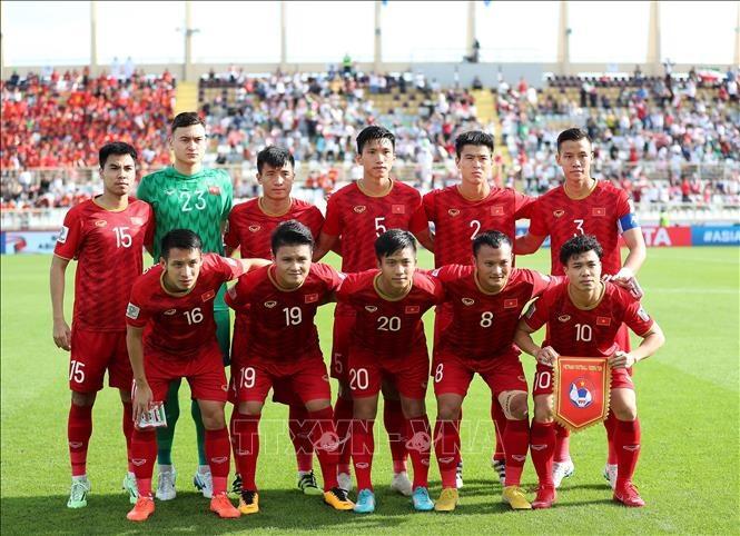 Đội tuyển Bóng đá quốc gia có nhà tài trợ mới