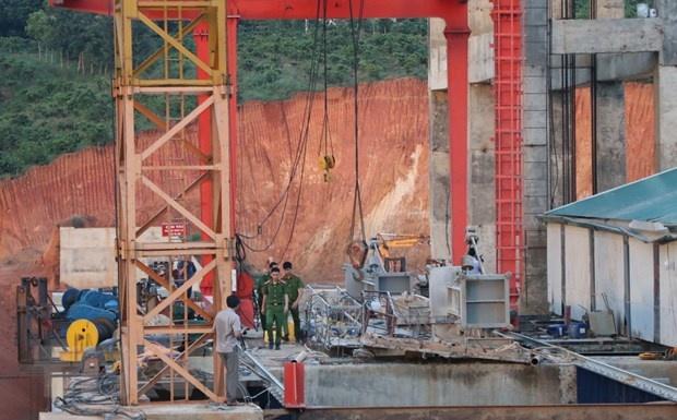 Tai nạn lao động làm 3 người chết, 3 người bị thương