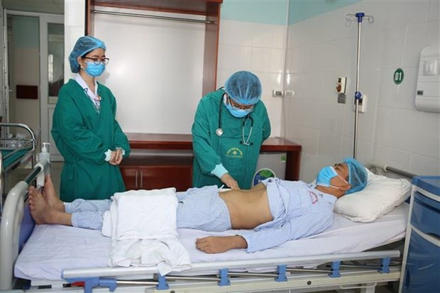Bệnh viện Đa khoa tỉnh Thanh Hóa thực hiện thành công ca ghép thận không cùng huyết thống đầu tiên 