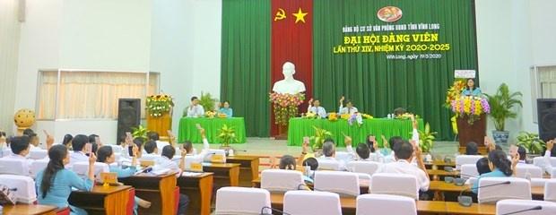 Tiến tới Đại hội XIII của Đảng: Kinh nghiệm từ tổ chức đại hội đảng cấp cơ sở tại Vĩnh Long